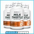 BIOTECH USA MILK THISTLE 60 CAPS LIVER SUPPORT DETOX PCT NATURAL PLANT EXTRACT