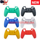 Silicone Rubber Skin Cover Protective Gel Case for Playstation 5 PS5 Controller