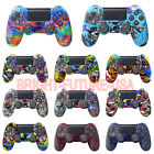 New Silicone Rubber Skin Case Protective Gel Cover Grip for Sony PS4 Controller
