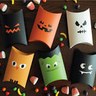 Bags Wedding Favors Paper Gift Bag Pillow Shape Box Candy Boxes Halloween