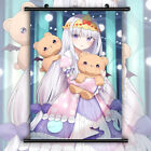 Maoujou de Oyasumi   Aurora Sya Lis  HD Wall Poster Scroll Home Decoration