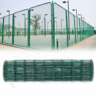 PVC Coated Iron Mesh Fencing Wire Metal Fence Chicken Garden Green