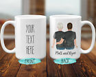 Custom Valentines Day Mug Personalized Gift For Boyfriend Gift Gay And Lgbtq