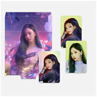 SM TOWN aespa [Black Mamba] Official Lenticular Photocard Set member select