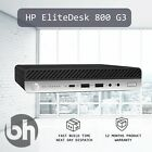 HP EliteDesk 800 G3 Mini PC Configure upto i7-7th Gen 3.60Ghz, 32GB RAM M.2 SSD