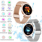 Women Lady Smart Watch Heart Rate Fitness Tracker Wristwatch For iOS Android UK