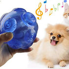 Rubber Squeaky Sound Pet Dog Cat Chewing Ball Toy Indoor and Outdoor Play Toy