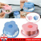 Washing Machine Filter Bag Floating Lint Hair Catcher Pouch Laundry Mesh