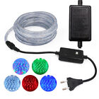 1m-15m+LED+Rope+Tube+String+Mains+Plug+Fairy+Lights+Outdoor+Garden+Lamp+Control
