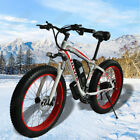 Snow Beach EBike 21Speed 26' 500W 36V SHIMON Fat Tire Electric Bicycle Mountain