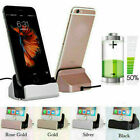 Desktop Charging Stand Dock Station Cradle Charger for iPad iPhone 6S 7 8 Plus