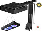 NICREW HyperReef LED Light,Special for Saltwater Aquarium Dimmable Full Spectrum