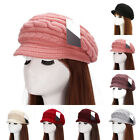 Ski Hat Ladies Hat Fashion Comfortable Knitted Hat Crochet Slouchy Beanie