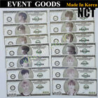 NCT127 NCT DREAM Event Fake Money Photocard K-pop Goods Made in korea NEW