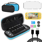 6in1 Storage Bag+Shell Case+Screen Protector Accesories for Nintendo Switch Lite