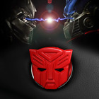 Transformers Car 3D Engine Ignition Start Stop Push Button Switch Button Cover