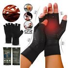 Copper Compression Gloves Arthritis Pain Carpal Tunnel Hand Wrist Brace Support