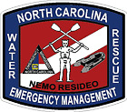 Nc Emergency Water Rescue Vinyl Decal Sticker Paramedic Fire Fighter Emt Ems
