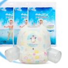 Newborn Baby Toddler Boy Girl Disposable Disinfected Swim Nappy Pant Diaper Q
