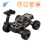 Linxtech 1/16 RC Car 45km/h Brushless Motor Race Truck Big Foot OffRoad Toy C9W4