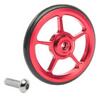 Easy Wheels with M6 Bolts for Brompton, Easywheels for Folding Bike Accessories