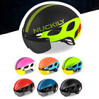 Nuckily MTB Carretera Bicicleta Ciclismo Invierno Equitación Casco Gafas for Men