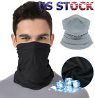 Cycling Fishing Men Women UV Protection Neck Gaiter Face Mask Scarf Bandana US