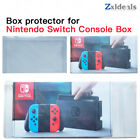 Box Protector for Nintendo Switch Console Sleeve Custom Clear Plastic Protection