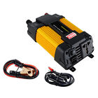 300W/500W 110V/220V Inverter with Dual USB Charger for Outdoor Power Supply