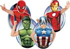 Boys Ultimate Marvel Avengers Hero Fun Bag Fancy Dress Costume Outfit Party Kit