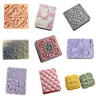 Flower Soap Molds Silicone DIY Craft Soft Silicon Soap Making Mould Form