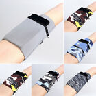 Practical Wristband Storage Pouch Outdoor Sports Wallet Armband Sleeve Phone Bag