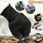 Protective Cut Resistant Gloves Level 5 Stainless Safety Meat Cut Wood