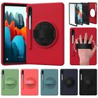 Shockproof 360 Rotating Hard Stand Case Cover For Samsung Galaxy Tab S7 S7 Plus
