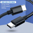 Type-c to Type-c PD USB-C Cable Super Fast Charging for Samsung Galaxy...