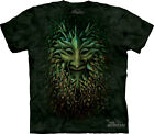NEW GREEN MAN Pagan The Mountain T Shirt Adult Sizes