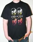 King's Of Leon 4 Coloured skulls T-Shirt  (Var sizes)