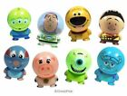 DISNEY PIXAR CAKE TOPPERS MONSTERS INC, UP, TOY STORY..