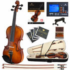 cecilio cvn 300 ebony fitted violin 4 4 3 4 1 2 1 4 1 8
