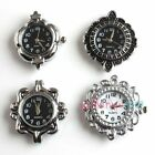 New Various Antique Charms Beading Quarts Watch Face