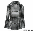 VERO MODA DAMEN MANTEL WINTER JACKE TRENCHCOAT FALKY JACKET BLUE GR. S,M,L,XL