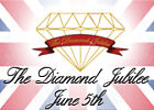 THE QUEENS DIAMOND JUBILEE - 5TH JUNE 2012 - ALL DECORATIONS ON THIS LISTING
