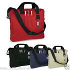 MESSENGER SHOULDER BAG - MEETING EXECUTIVE BUSINESS COLLEGE RECORD BRIEFCASE BAG