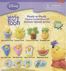 TOMY DISNEY WINNIE THE POOH PEEK-A-POOH SERIES 14 SET OF 8 DANGLERS YOU PICK ONE