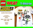 LEGO wear lifestyle T-Shirt Power Miners weiss Gr. wahl