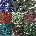 1000 Flat Back Glue on /Iron On Hotfix Rhinestone For Nail Art Crafts