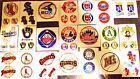 MAJOR LEAGUE BASEBALL STICKERS X4, 4 SHEETS ANY TEAM. on Ebay