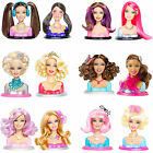 Barbie Fashionistas Swappable Fashion Head For Swappin' Styles Doll Age 3+