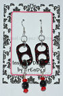 Cute & Unique Upcycled Soda Pop Aluminum Can Tab Fashion Jewelry Dangly Earrings