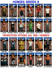 BRAND NEW HOMIES SERIES 8 RETIRED FIGURE COLLECTABLE FIGURINE YOU PICK ONE